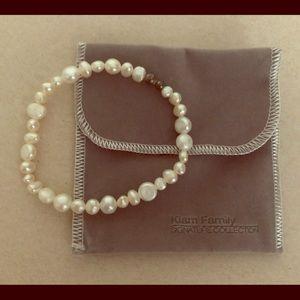 Jewelry - Pearl Bracelet-Kiam Family Signature Collection
